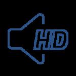 کیفیت صدای HD