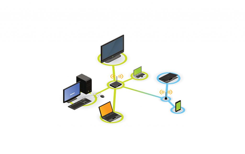 شناسایی و تقویت زیرساختهای شبکه